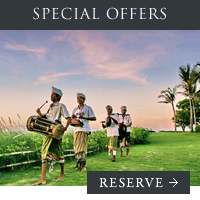 AYANA Resort and Spa Honeymoon Registry